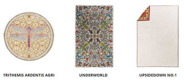 teh history of the luxury rugs